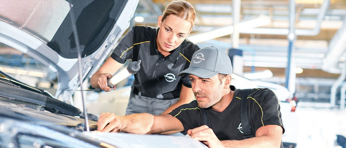 Serviço Opel Classic