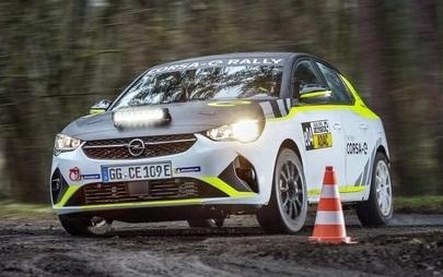 Anunciado o calendário do Troféu ADAC Opel e-Rally 2021