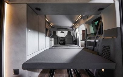 Especialistas da Crosscamp transformam o Opel Zafira Life numa autocaravana