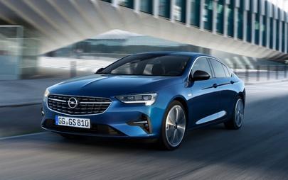 Novo Opel Insignia vai ter faróis IntelliLux LED Pixel