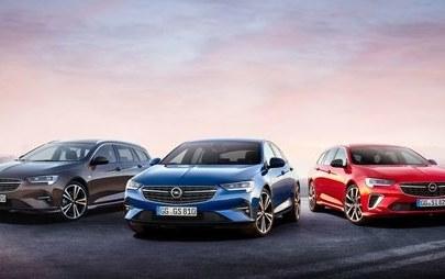 Opel revela novo Insignia GSi no Salão de Bruxelas