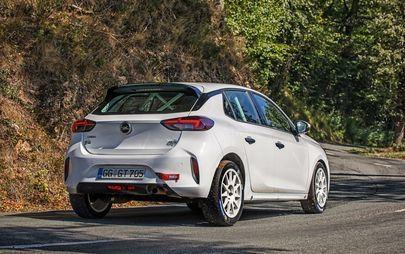 Novo Opel Corsa Rally4 preparado para o arranque em 2021